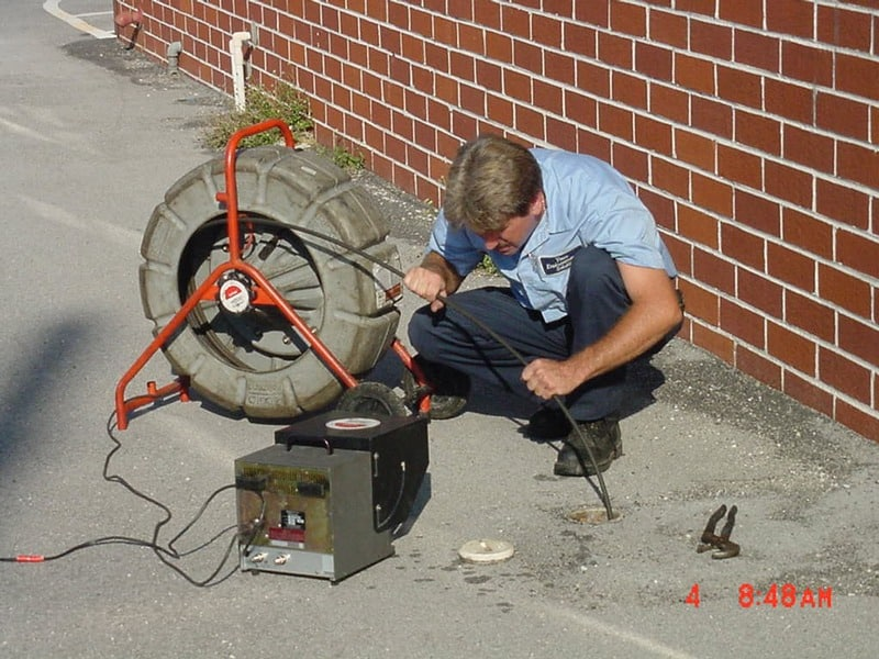 Fullerton Plumber Sewer Camera